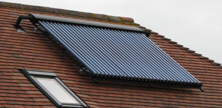 30 Solar tubes
