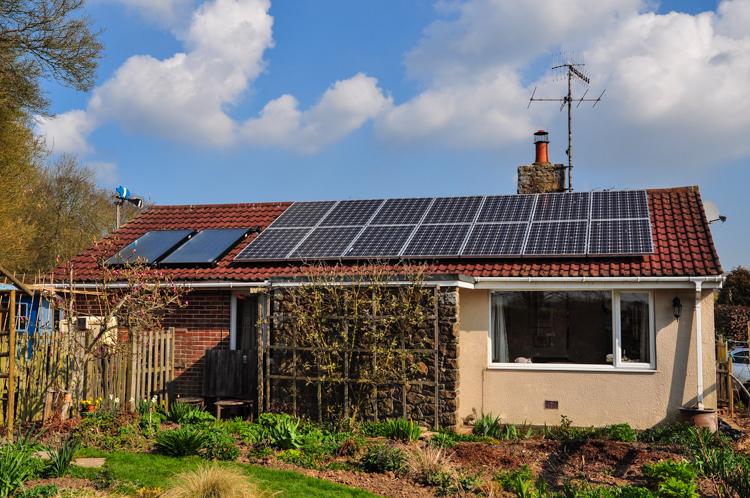 Solar Panels Elham Kent Solarage Solar Panel And Heat