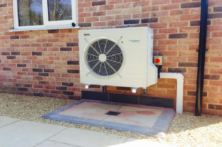 Daikin Altherma Air Source Heat Pump Approved Installer