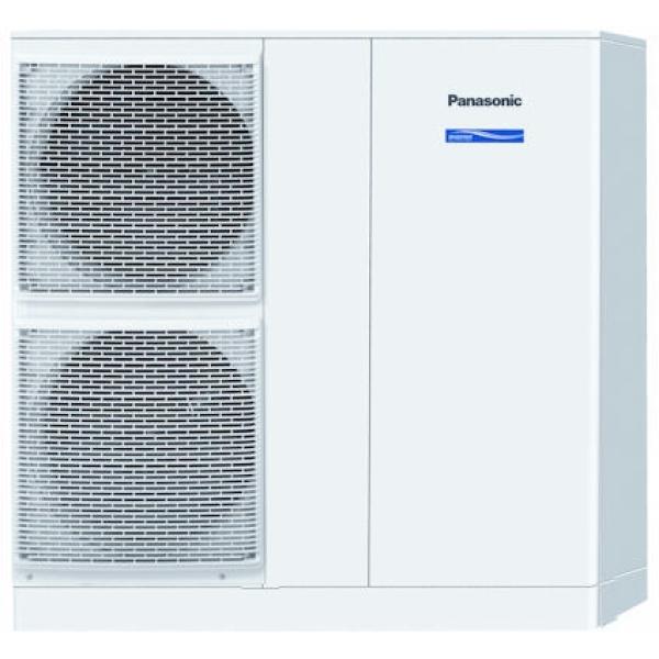 Panasonic Aquarea air source heat pump